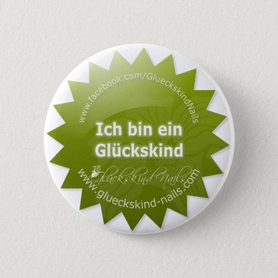 Glückskinder-Button Runder Button 5,7 Cm