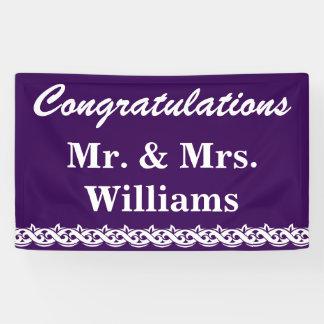Glückwünsche dekorativ banner