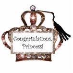 """""""Glückwünsche, Prinzessin! """"Abschluss"""