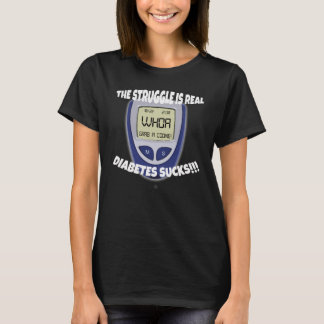 Glucometer wow - Dunkle Shirts