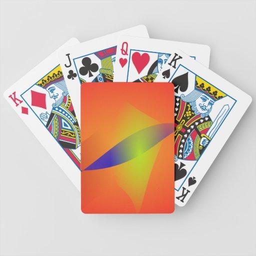 Glühen Spielkarten