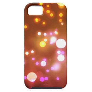 Glühende Lichter iPhone 5 Etui