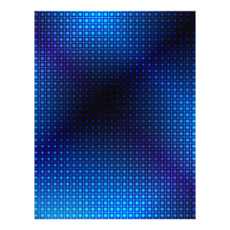 Glühender abstrakter Hintergrund Flyer
