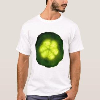 Glühender Gurken-T - Shirt