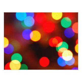 Glühendes Lichter PARTY! 21,6 X 27,9 Cm Flyer