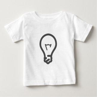 Glühlampe Baby T-shirt