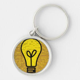 Glühlampe keychain schlüsselanhänger