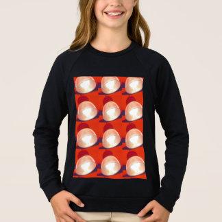 Glühlampe-Schein-Dekorations-Feiern Sweatshirt