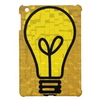 Glühlampekunst iPad Mini Hülle