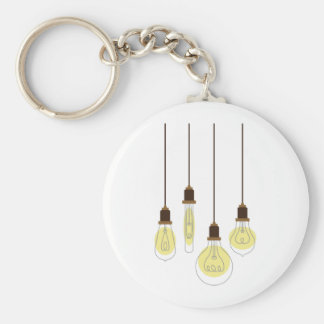 Glühlampen Schlüsselanhänger