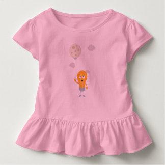 Glühlampeschalter auf dem Mond Ze7r4 Kleinkind T-shirt