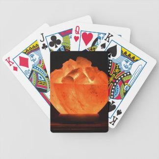 Glut-Feuer-Lust Bicycle Spielkarten