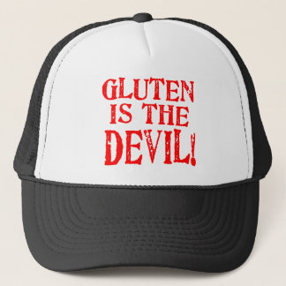Gluten-freie abdominale Entwürfe keine Weise Truckerkappe