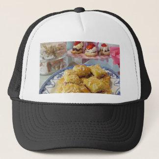 Gluten-freie Party-Nahrung Truckerkappe