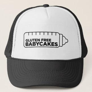 Gluten geben Babycakes frei Truckerkappe