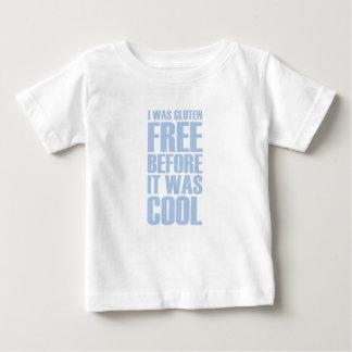 Gluten geben frei baby t-shirt