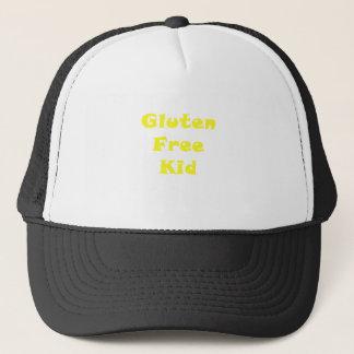 Gluten geben Kind frei Truckerkappe