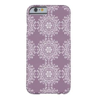 Glyzinie-Mandala Barely There iPhone 6 Hülle