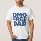 GMO GEBEN VATI FREI T-Shirt