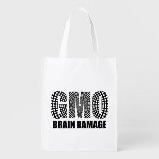 GMO-Hirnschaden Einkaufsbeutel