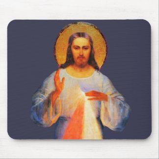 Gnaden-Mausunterlage Jesuss göttliche Mauspad