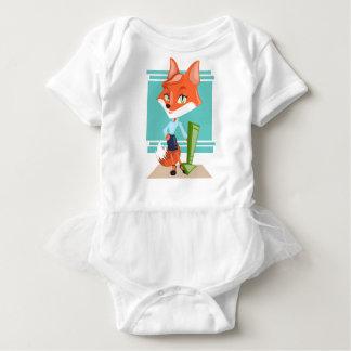Gnädige Frau foxy Baby Strampler
