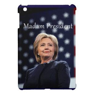 Gnädige Frau Präsident Art 1 iPad Mini Hülle