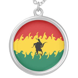 Gnarly Flagge Ghanas Personalisierter Schmuck