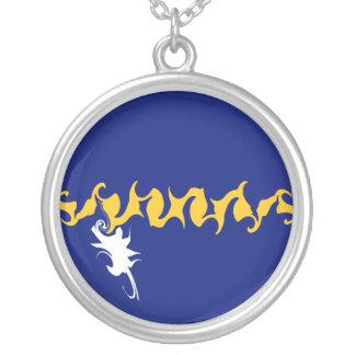 Gnarly Flagge Naurus Amulett