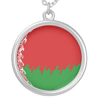 Gnarly Flagge Weißrusslands Amulett