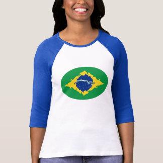 Gnarly Flaggen-T - Shirt Brasiliens