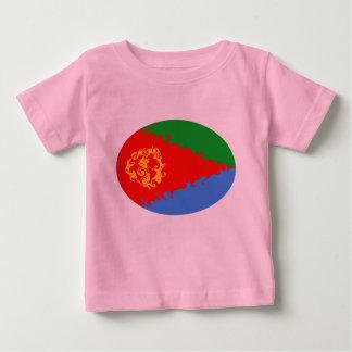 Gnarly Flaggen-T - Shirt Eritreas