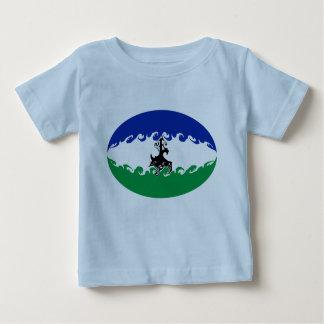 Gnarly Flaggen-T - Shirt Lesothos