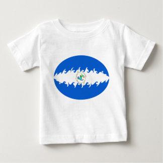 Gnarly Flaggen-T - Shirt Nicaraguas