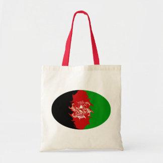 Gnarly Flaggen-Tasche Afghanistans Budget Stoffbeutel
