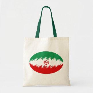 Gnarly Flaggen-Tasche des Irans Budget Stoffbeutel