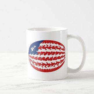 Gnarly Flaggen-Tasse Liberias
