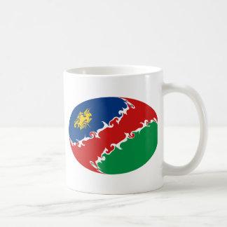 Gnarly Flaggen-Tasse Namibias
