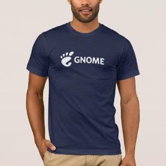 GNOME horizontales Logo T-Shirt