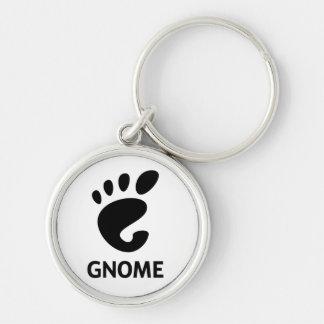 GNOME Logo Schlüsselanhänger
