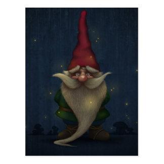 Gnome Postkarte