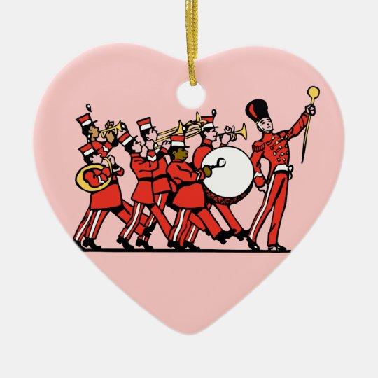 go marchin keramik ornament