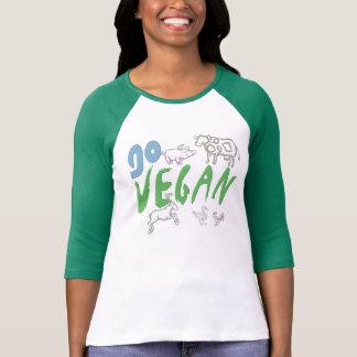 GO VEGAN - 02 T-Shirt