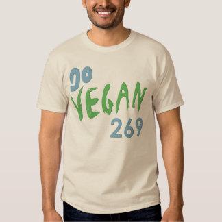 GO VEGAN 269 - 01 SHIRT