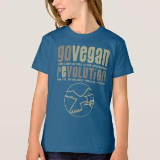 GO VEGAN REVOLUTION -04k T Shirt