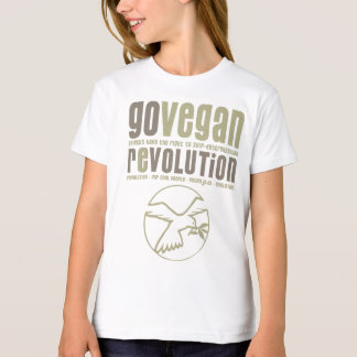 GO VEGAN REVOLUTION -05k T-Shirt