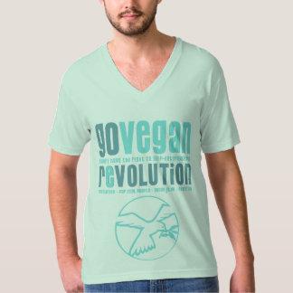 GO VEGAN REVOLUTION -12m Shirts