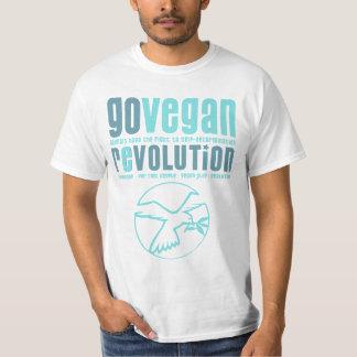 GO VEGAN REVOLUTION -16m T-Shirts
