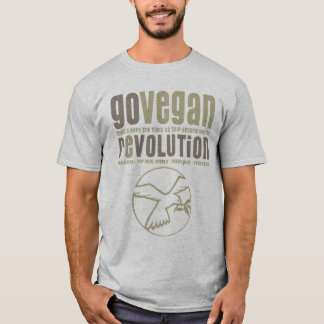 GO VEGAN REVOLUTION -18m T-Shirt
