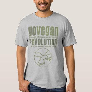 GO VEGAN REVOLUTION -19m T Shirt